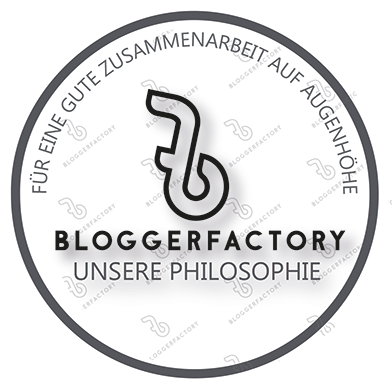Philosophie BLOGGERFACTORY